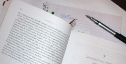 Reading comprehension involves a number of techniques that help the reader compartmentalize the material and gain meaning from the material.