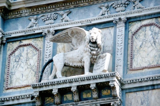 St. Mark's winged lion