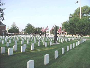 Springfield National Cemetery, Springfield, MO