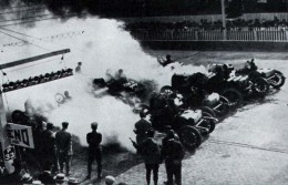 First Indy 500 Race