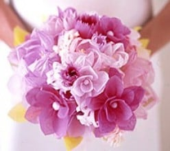 Crafty Wedding Bouquet Patterns, Tutorials, and Ideas