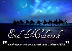 Eid Al Adha: An Islamic occasion