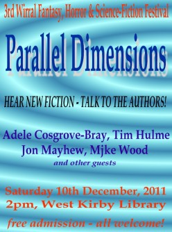 Wirral Fantasy, Horror and Science-Fiction Event