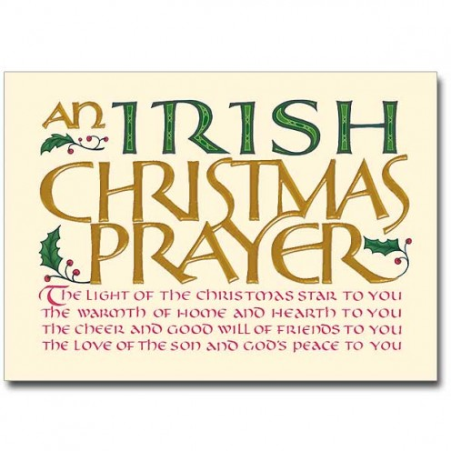 Irish christmas blessings greetings and poems holidappy if you are interested in learning more about to pronounce christmas greetings in gaelic i have posted a video at the end of this article enjoy m4hsunfo