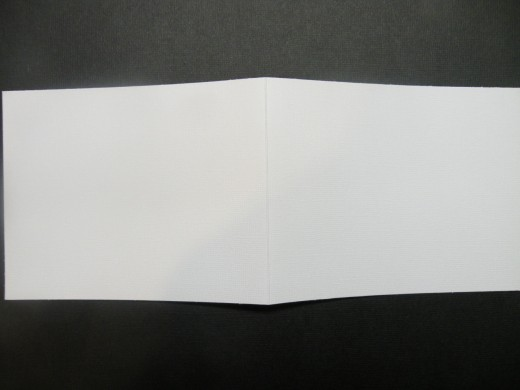 """4 1/4"""" x 11"""" cardstock to fold"""
