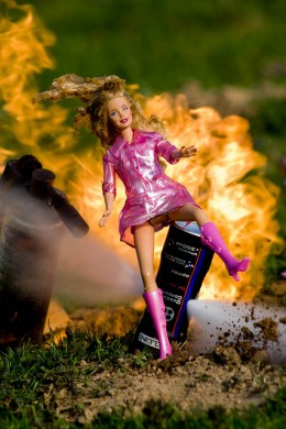 Don't let your babysitting gig explode. Play some fun games and the evening will fly by!