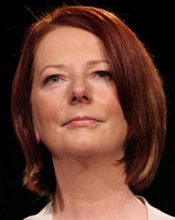 Julia Gillard, Prime Minister of Australia