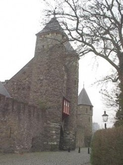 The Helpoort in Maastricht