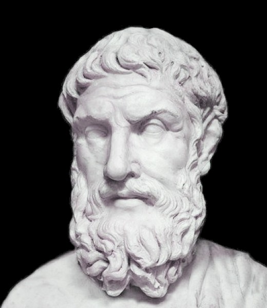 Is God willing to prevent evil, but not able? Then he is not omnipotent. Is he able, but not willing? Then he is malevolent. Is he both able and willing? Then whence cometh evil? Is he neither able nor willing? Then why call him God?      Epicurus