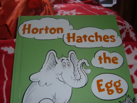 Horton said 'what he meant and meant what he said!'