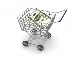 What is an online shopping cart