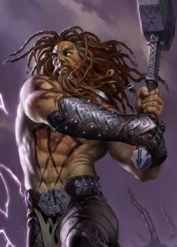 Pagan/Wiccan Gods & Goddesses: Thor, God of Thunder