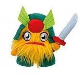 General Fuzuki - Moshi Monsters plush toy