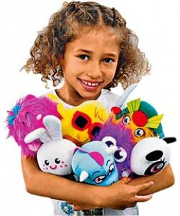 Moshi Monsters Plush Toys