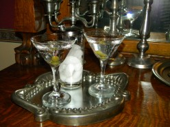 The Perfect Gentleman's Martini