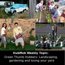 HubMob Weekly Topic: Green Thumb Hubbers