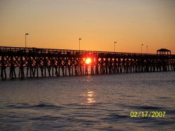 Myrtle Beach Ocean Front Scenes and Vacation Plans