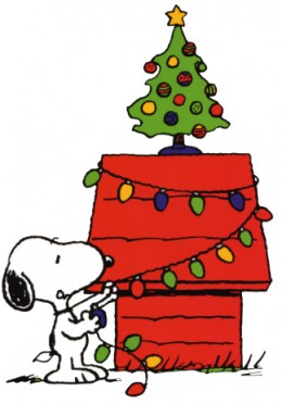 is in sharing the joy of the season