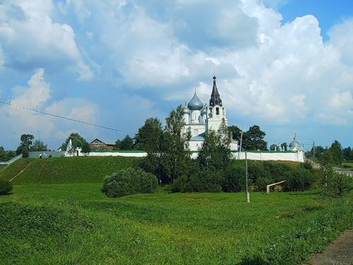 Pakhomiev Monastery, Nerekhta