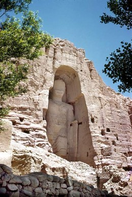 Buddha's at Bamiyan