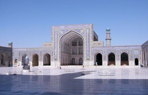 Mosque at Herat