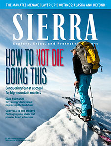 Giving membership to Sierra Club is another holiday gift idea