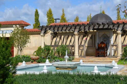 Photo 12 - This may be one of my favorite overall views of the Ottoman Garden, a very beautiful place to visit.