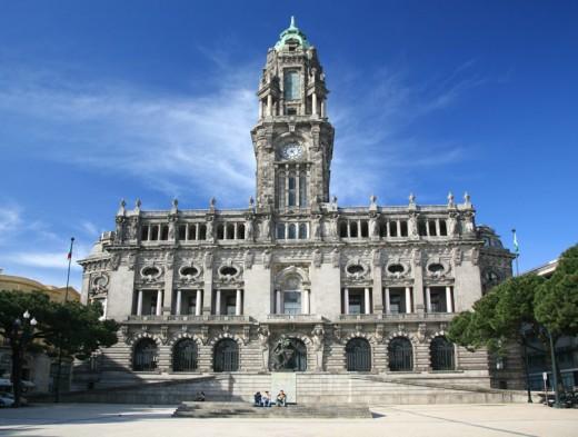 Town Hall (Camara Municipal)
