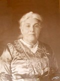 The author's grandmother, Diana Agebeg Apcar ran the  import/export business  after her husband passed away. She also was also a humanitarian, writer  and the first woman to enter diplomatic service as Consul for the Republic of Armenia to Japan.