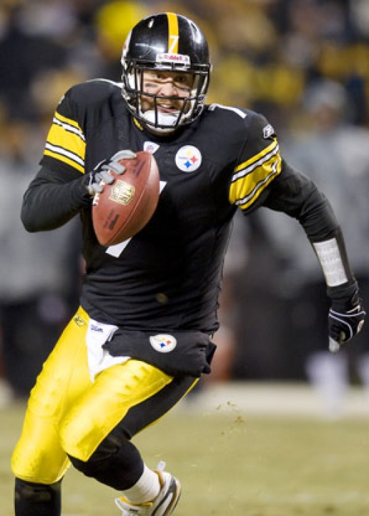 Roethlisberger looks to save the Steelers season by beating the Bengals this Sunday
