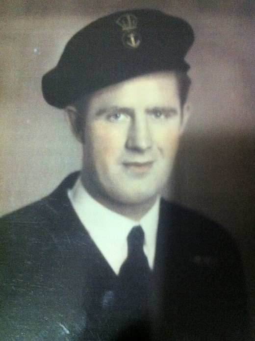Norman F. Varden (Stoker Petty Officer)