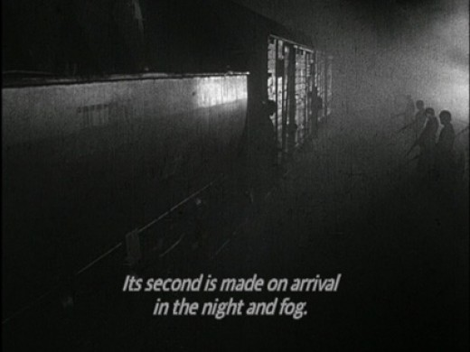 a short review of night and fog a documentary by alain resnais Made in 1955 by alain resnais, night and fog (nuit et brouillard) is a short documentary of only 30 minutes,  night and fog - dvd review,.