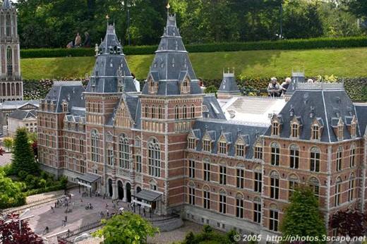 Rijksmuseum: a national museum in Amsterdam