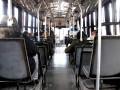 Public Transportation-Strangers On A Bus