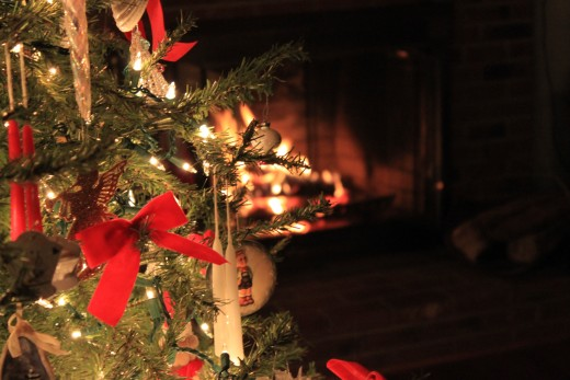 my  favorite photo i took that represents Christmas!  Merry Christmas!