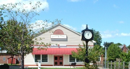 Milford Second Street Players Riverfront Theatre hosts live theatrical productions 6 times a year.