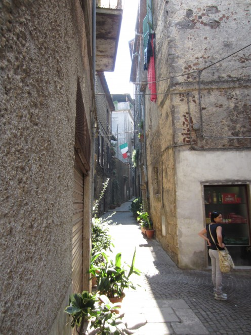 Album: The Streets of Amaseno, Italy