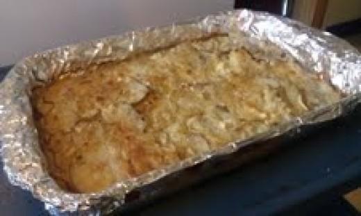 My Cheesy Baked Potatoes