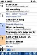 Phone Calendar