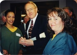 Dr. James Dobson Speaking with the Women