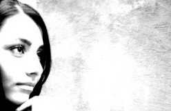 The girl with the Mona Lisa smile.