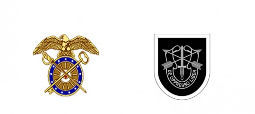 Quarter Master / 5th Special Forces Group (Airborn)