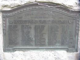 World War I Memorial, Rosendale, New York