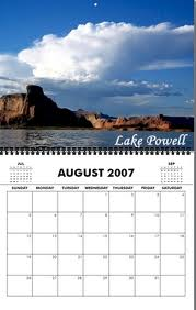 Wall Calendar--the most reliable calendar!