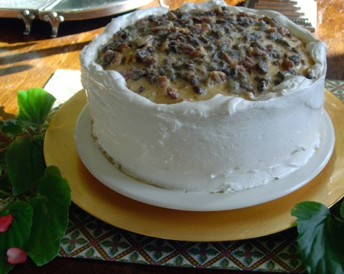 The Alabama Lane Cake is one of the most delicious cakes from Alabama but it is now made all over the south.