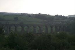An old aqueduct.