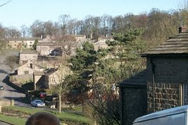Kildwick. A beautiful little village halfway between Keighley and Skipton.