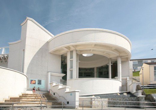 The Tate St Ives art gallery