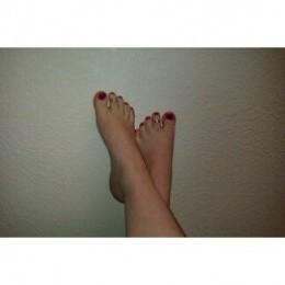 Betty Feet...in my Mind's eye...