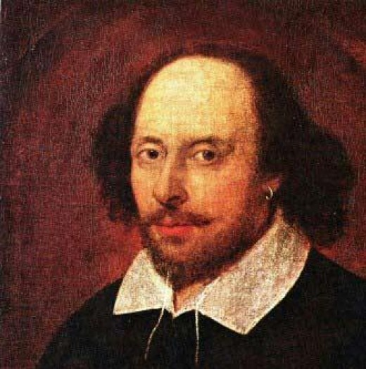 Wrote 154 sonnets (no wonder they named the form after him)